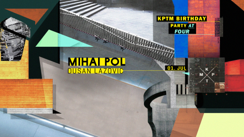 Party at four - Mihai Pol