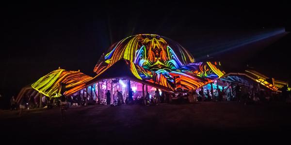 O.Z.O.R.A. - The Dome/ Foto: ozorafestival.eu