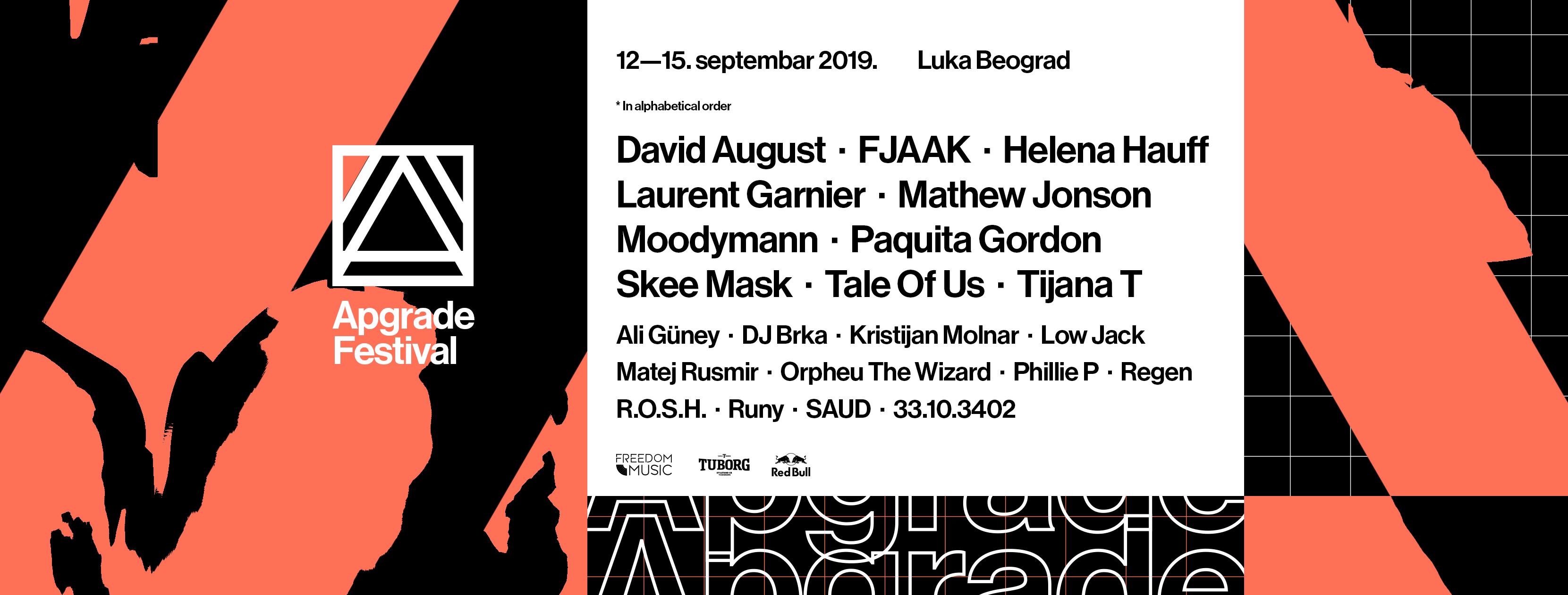 Apgrade festival