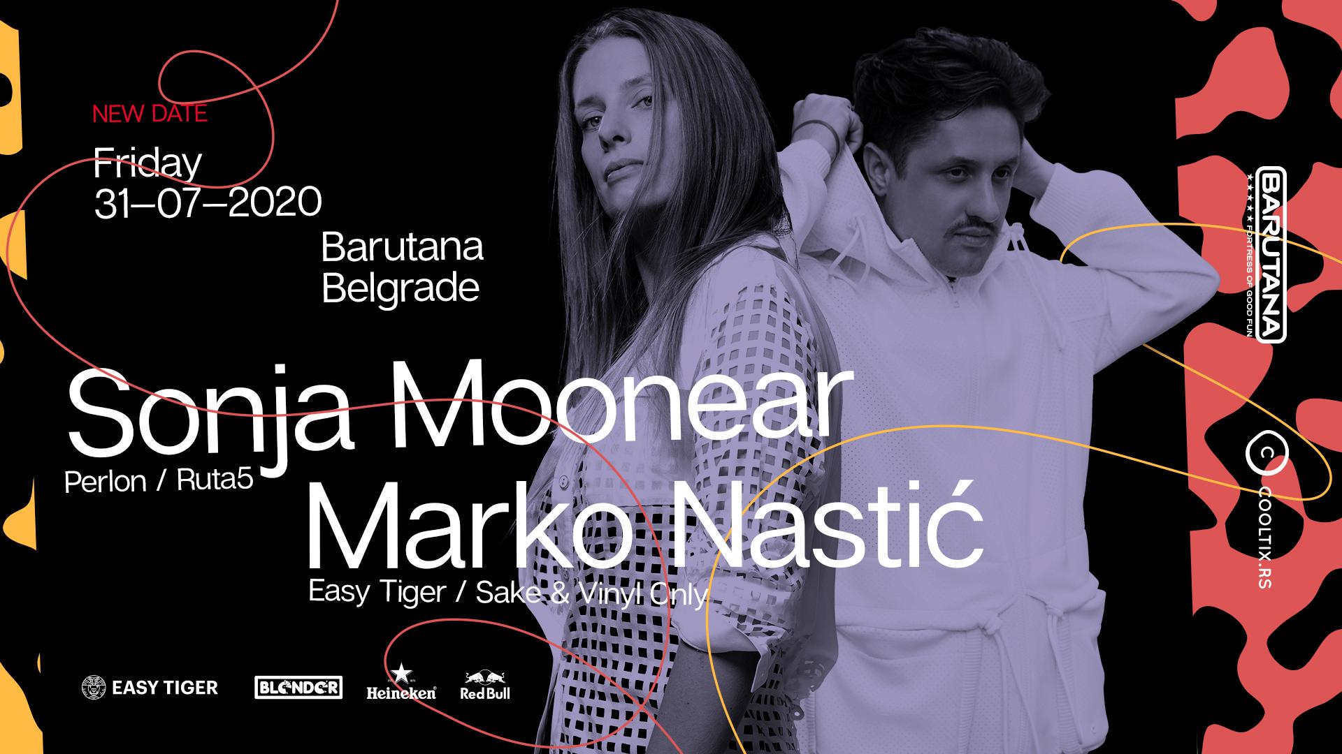 Sonja Moonear, Barutana