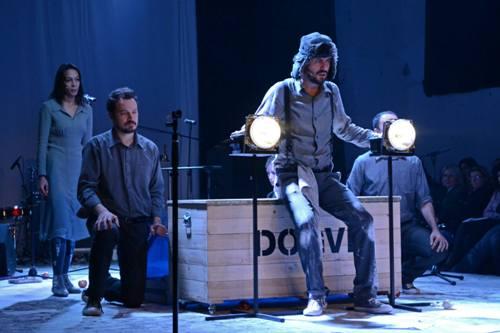 Predstava DOGVIL! | 21. i 22. januar | Mikser House | Beograd | 2015