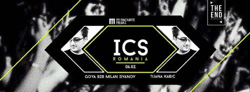 ICS: Talentovani rumunski producent gost Novog Sada | The End night club | 2015