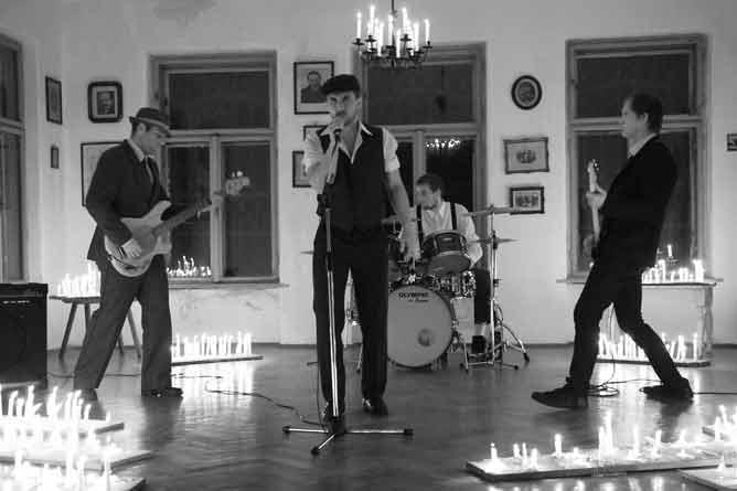Jam Display: Somborski sastav izbacio svoj prvi singl i spot pod nazivom INNER CAGE | 2015
