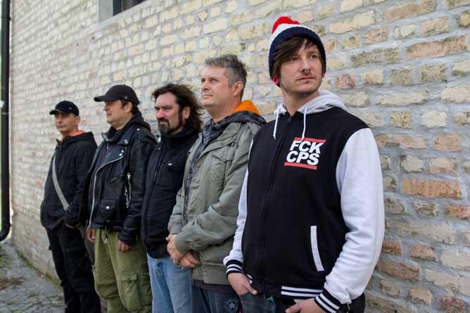 Pank-rok grupa Atheist Rap