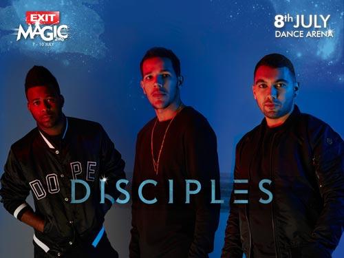 EXIT Festival 2016 | Arena | Disciples