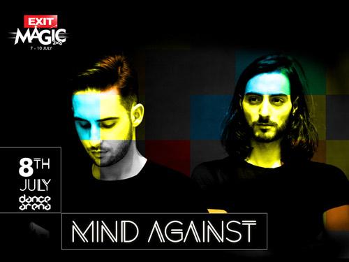 EXIT Festival 2016 | Arena | Mind Against