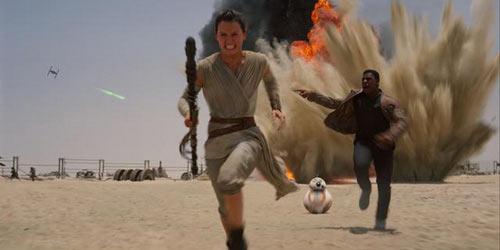 Sila spojlera! Kritika filma: Star Wars - buđenje sile   Pavle Zelić