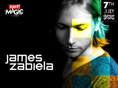 EXIT Festival 2016 | Arena | James Zabiela