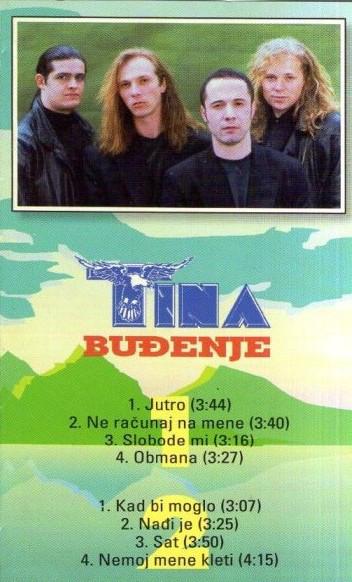 TINA - CD Budjenje