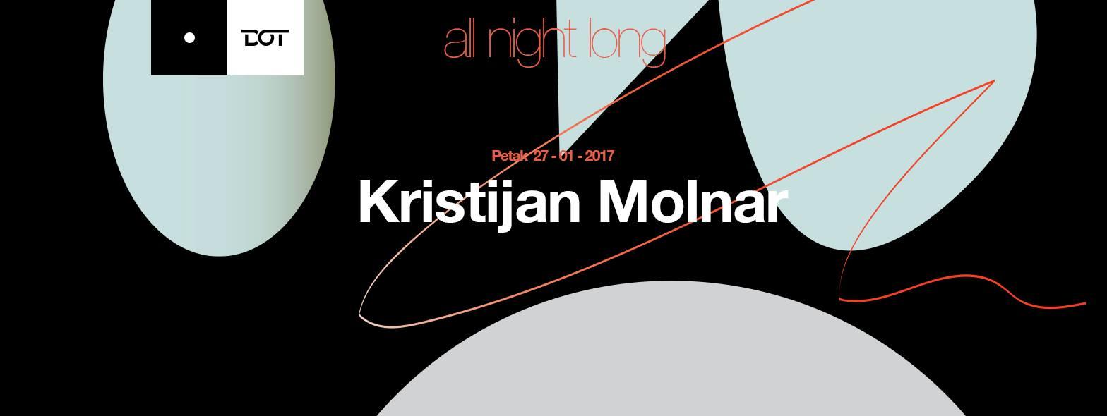 Kristijan Molnar u DOT-u