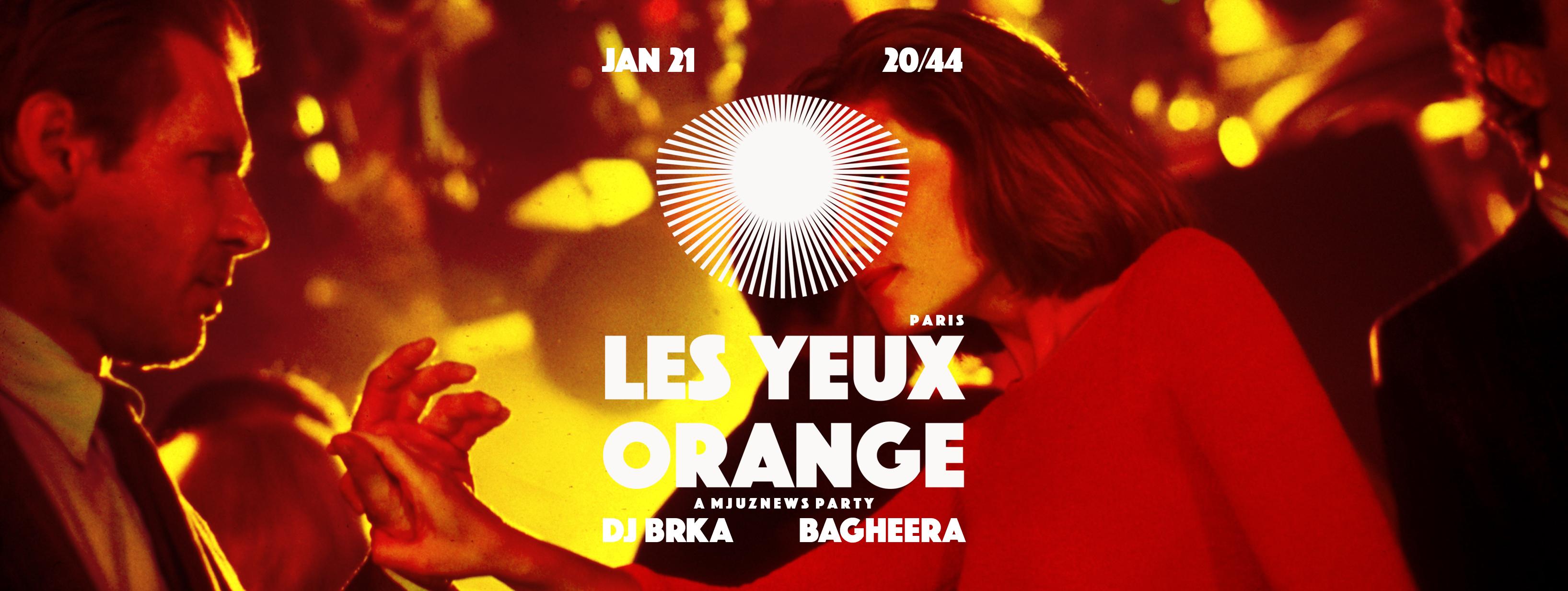 Les Yeux Orange
