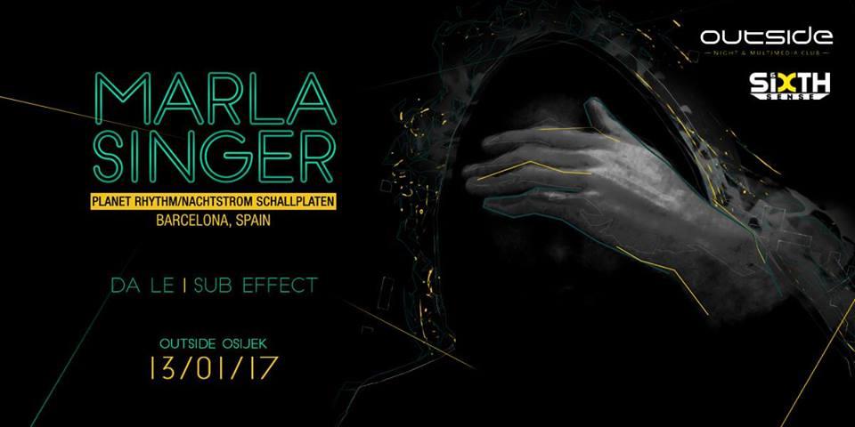 Sixth Sense - Marla Singer