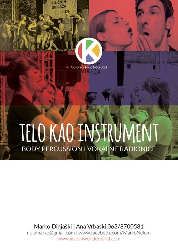 Telo kao instrument