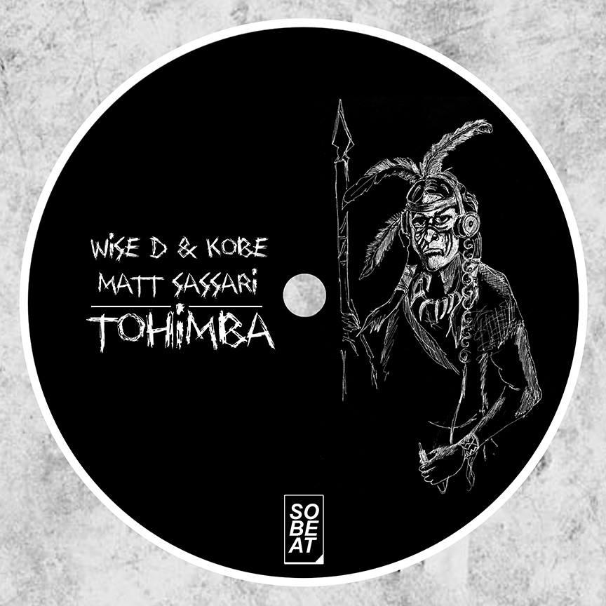 EP Tohimba - Wise D & Kobe