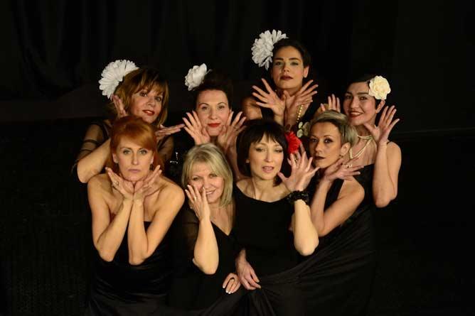 BILLIES HOLIDAY: Muzičko-scenski spektakl sedam beogradskih džez pevačica! | Miksalište