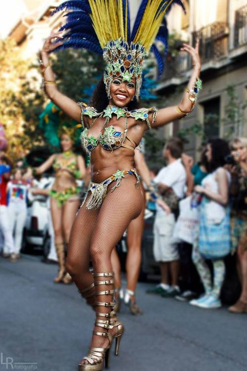 Dani Brazila: Šesti novosadski samba karneval! | Photo by Layz Rider Photography