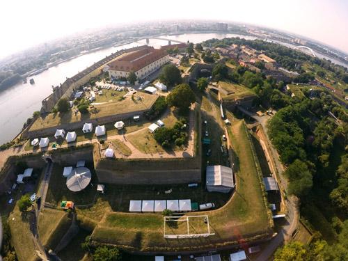 Večeras počinje Exit! EXIT Festival Gornji grad Petrovaradinska tvrđava