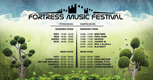 Fortress Music Festival