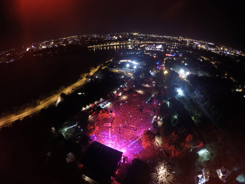 Rekordna posećenost za 15. rođendan Exita: Avantura kreće na Sea Dance! | EXIT Festival 2015