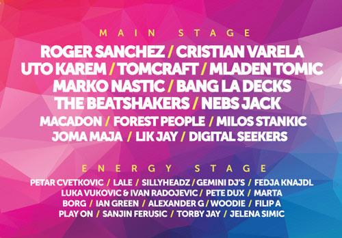 Fresh Wave Festival 2015: Regionalna underground scena na novom Energy stage-u! | Tvrđava Kastel, Banja Luka