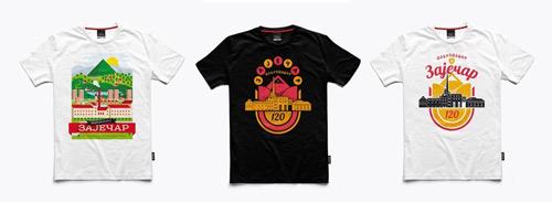 BRAĆA BURAZERI uz podršku ZAJEČARSKOG PIVA dizajnirali kolekciju majica sa motivima ZAJEČARA