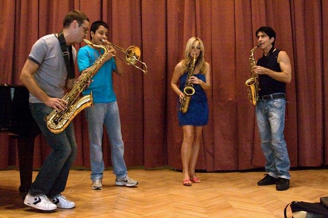 Nišville workshop: Besplatan workshop za instrumente koji se koriste u džezu!