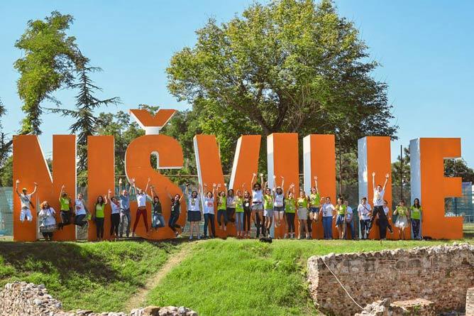 Više od 1000 volontera želi na Nišvil! | Niš 2015