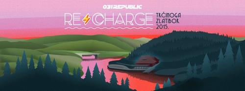 RECHARGE Party: Napunite baterije posle Exita na Zlatiboru!