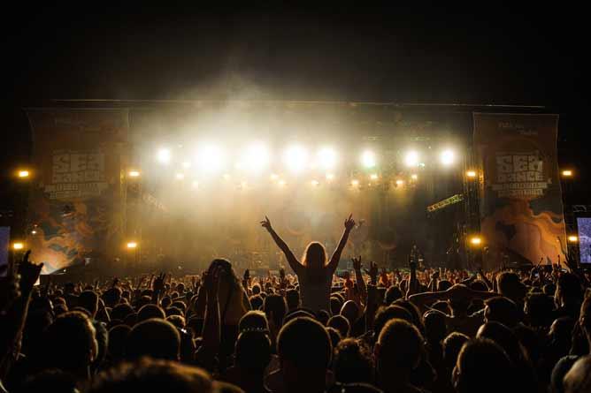Na Sea Dance festivalu 70% više turista! | Photo by Marko Ristić