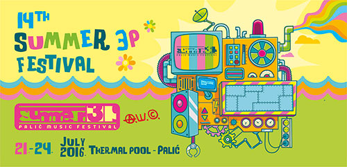 Summer3p festival 2016
