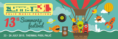 Summer3p 2015: Kompletan program i satnica festivala!