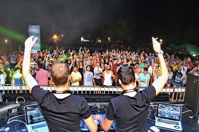 13. Summer3p festival posetilo oko 7.000 ljudi | Termalni bazeni, Palić | 2015