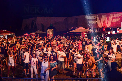 Nektar FreshWave festival / Foto: Bojan Vasiljević