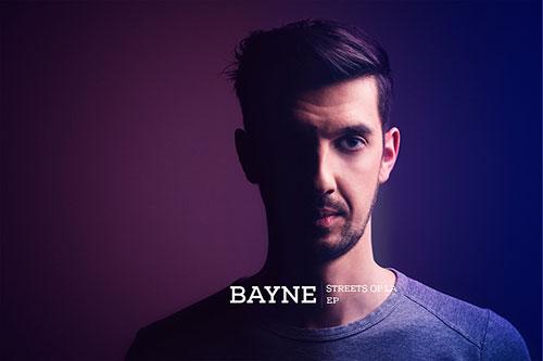 BAYNE EP STREETS OF LOS ANGELES / SAMOSTALNO IZDANJE, 2016.