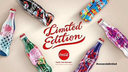 Nove Coca-Cola flašice