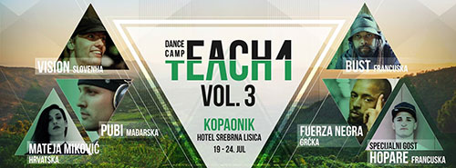 Each One Teach One Vol.3