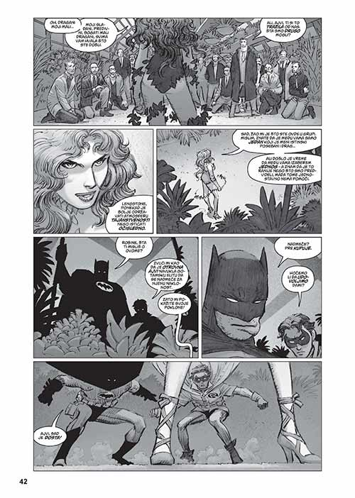 Betmen – Povratak mračnog viteza: Poslednji pohod