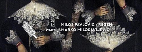 Vinyl veče: Regen i Marko Milosavljević
