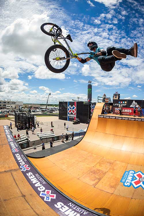 Jamie Bestwick, X Games 2016 / Foto: Monster Energy