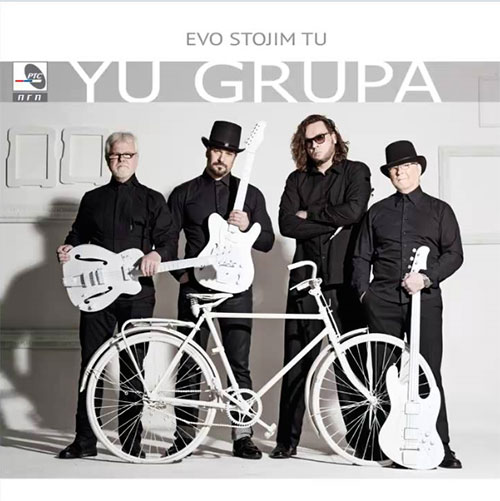 CD - YU GRUPA - EVO STOJIM TU