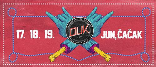 Festival DUK - Čačak 2016