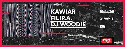 DJ Woodie KC Grad