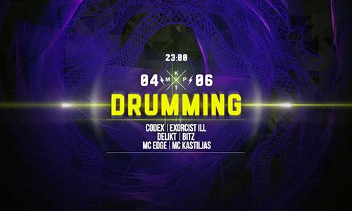 Drumming u KPTM-u