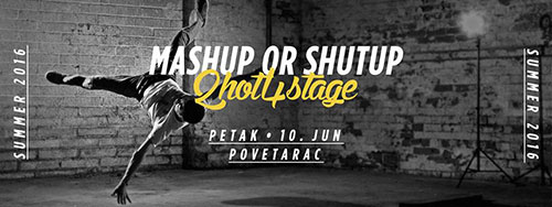 Mashup or Shutup ft. 2Hot4Stage