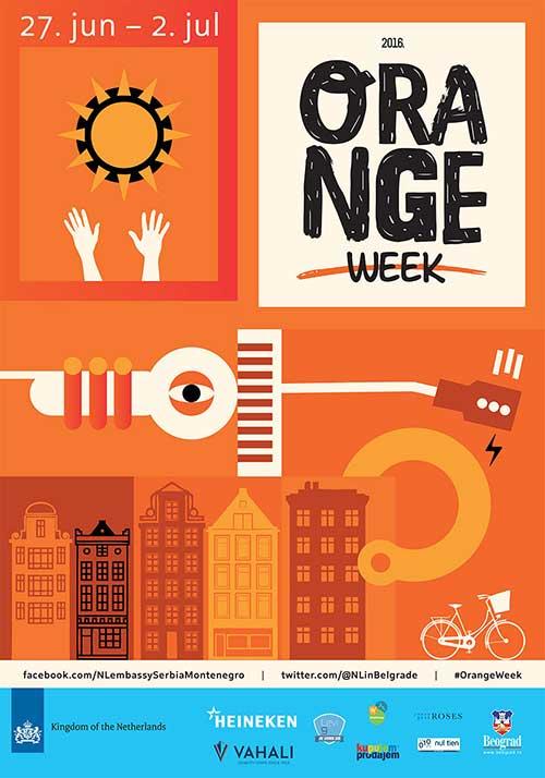 Orange Week 2016