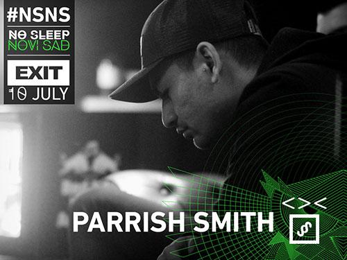 Parrish Smith
