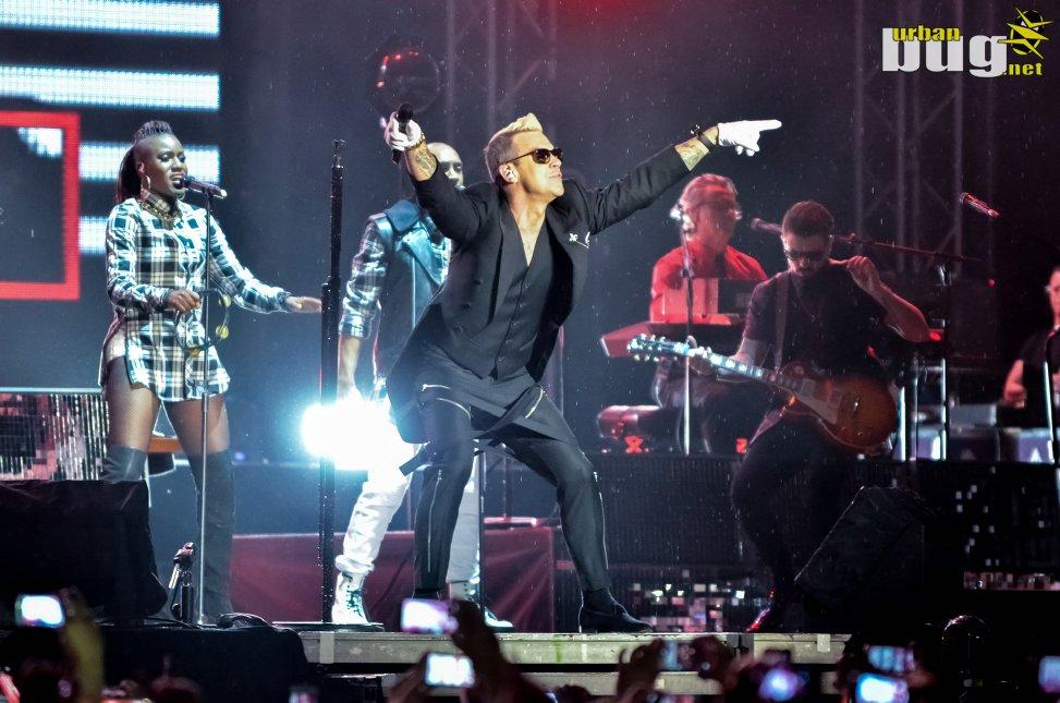 Koncert Robbia Williams-a u Beogradu!   Ušće   Photo by Bojan Vasiljević