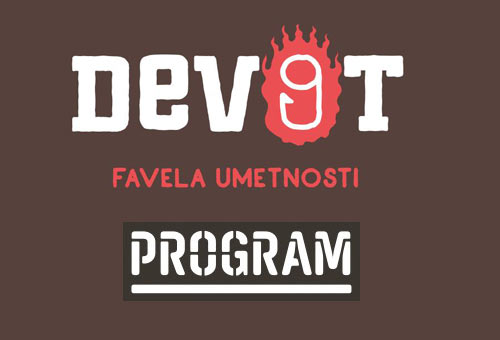 Festival Dev9 | Stvaraj dalje! | Kompletan program