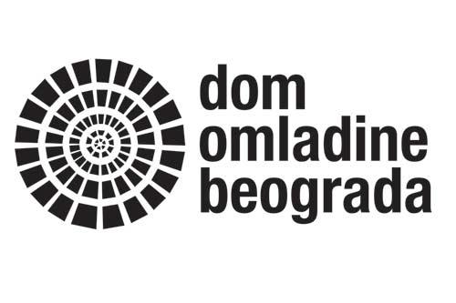 Dom omladine Beograd LOGO latinica