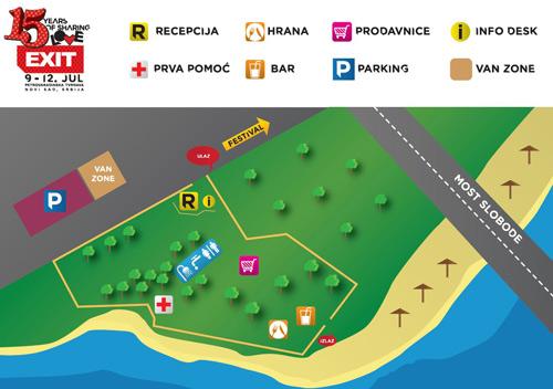 EXIT Avantura: Ultimativno iskustvo za kampere Exit i Sea Dance festivala!